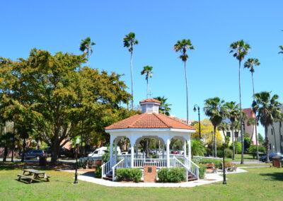 Downtown Venice, FL Park